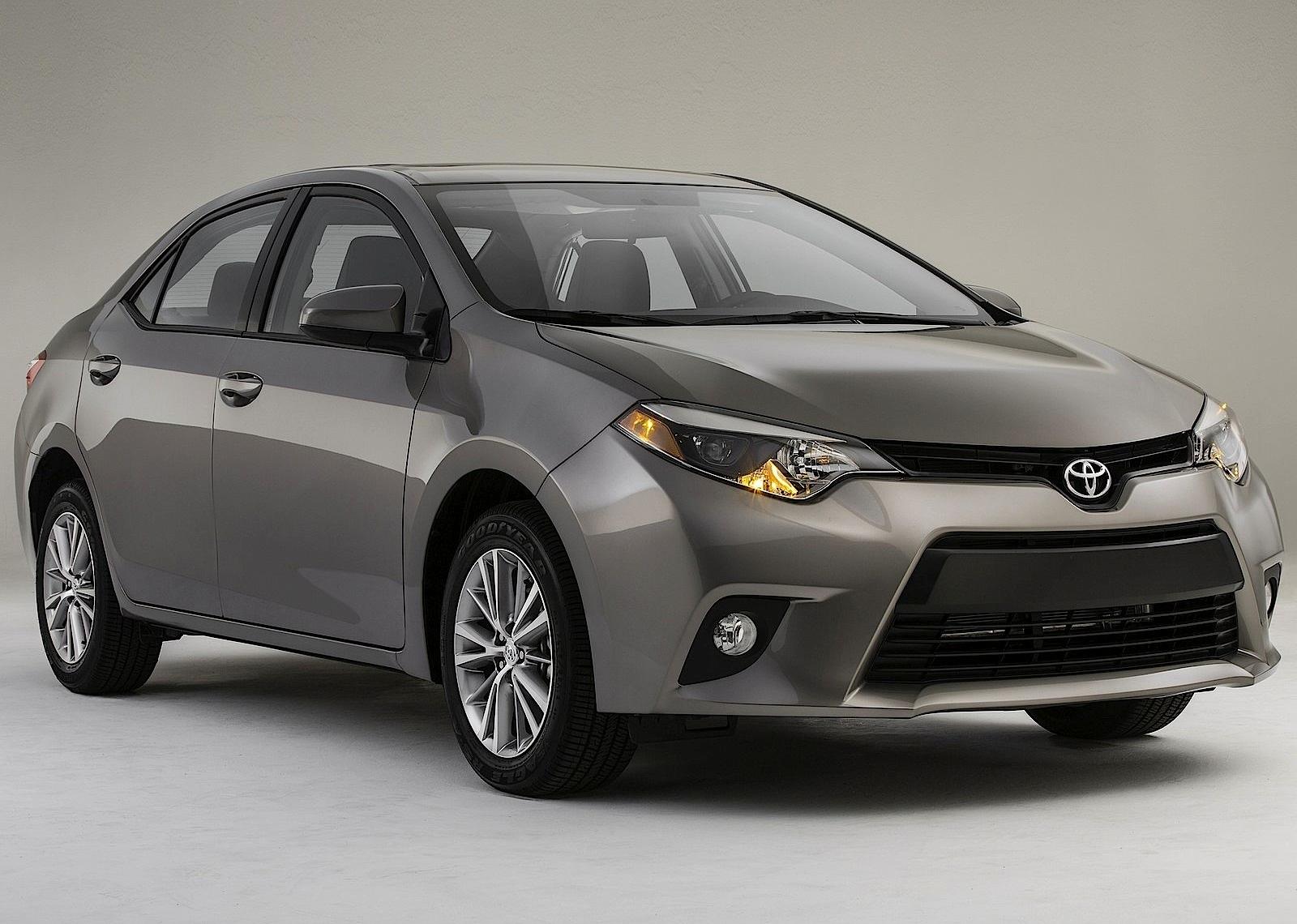 Toyota Corolla Us 2017 2016