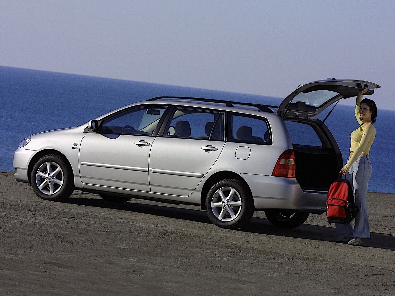 toyota corolla wagon specs 2004 2005 2006 2007 autoevolution. Black Bedroom Furniture Sets. Home Design Ideas