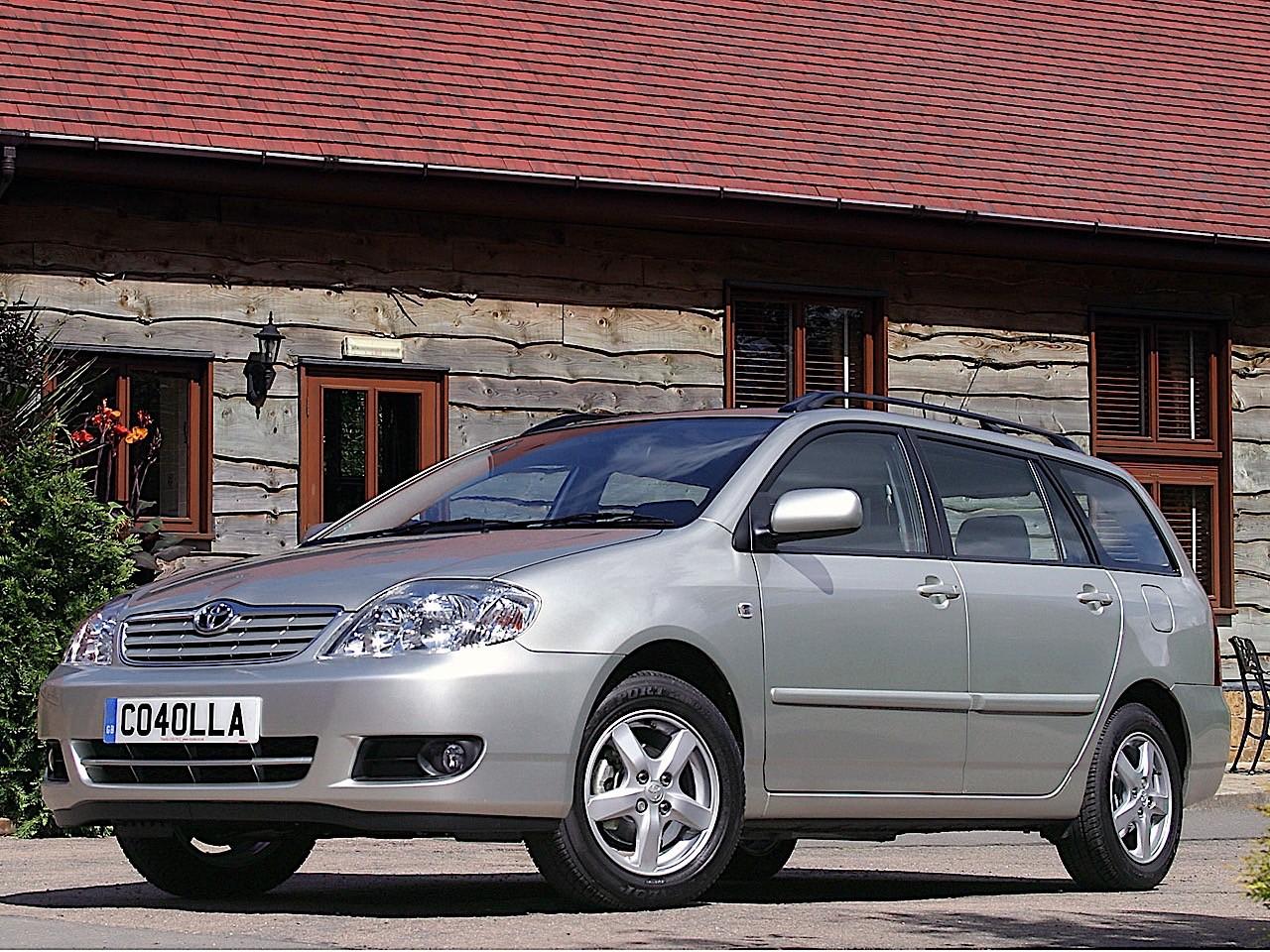 TOYOTA Corolla Wagon specs - 2004, 2005, 2006, 2007 ...