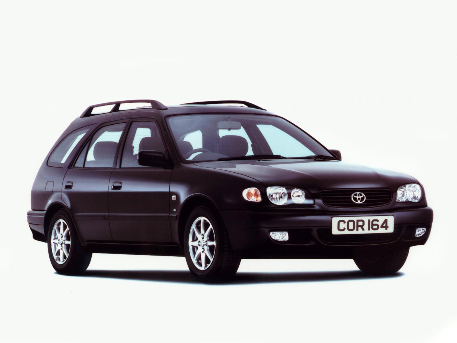 BMW Software Update >> TOYOTA Corolla Wagon specs & photos - 2000, 2001, 2002 ...