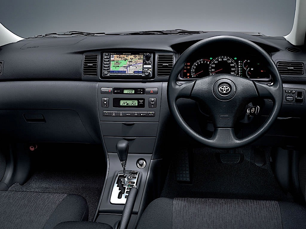 Pimped Toyota Fieldertoyota Runx Car Accessories Pinterest Corolla Wagon Specs Amp Photos 2002 2003 2004