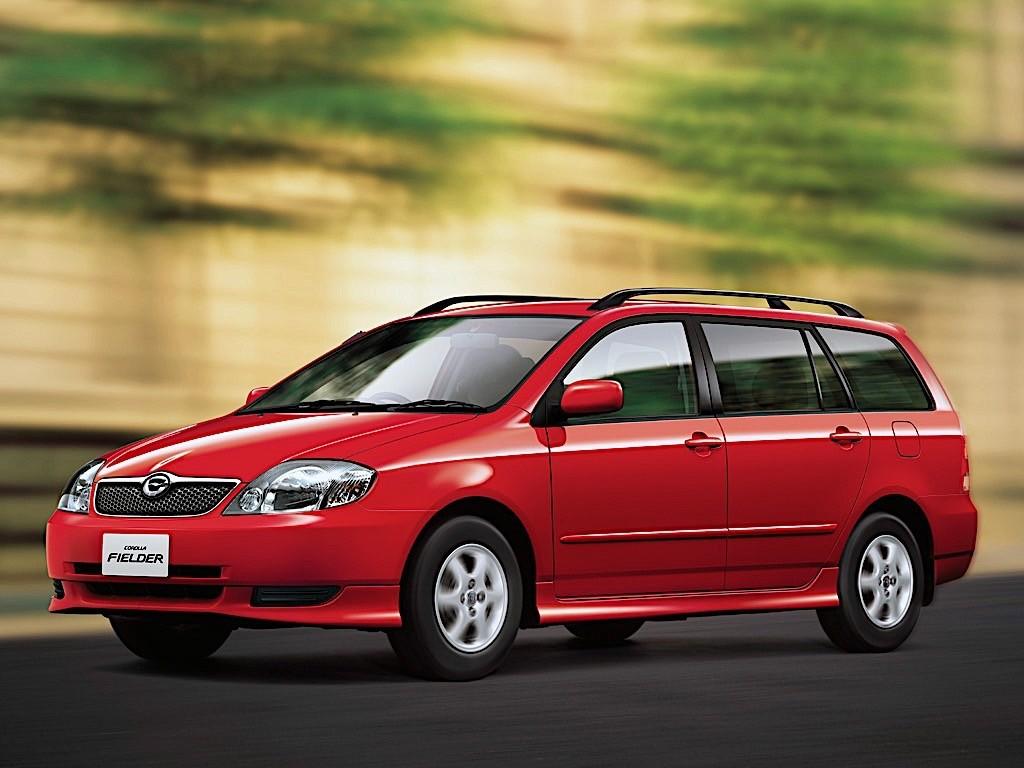 New Toyota 4runner >> TOYOTA Corolla Wagon specs & photos - 2002, 2003, 2004 - autoevolution