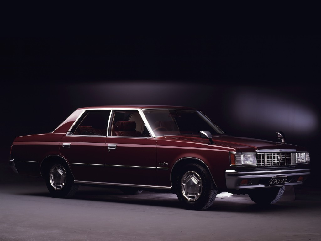 TOYOTA Crown specs & photos - 1980, 1981, 1982, 1983 - autoevolution