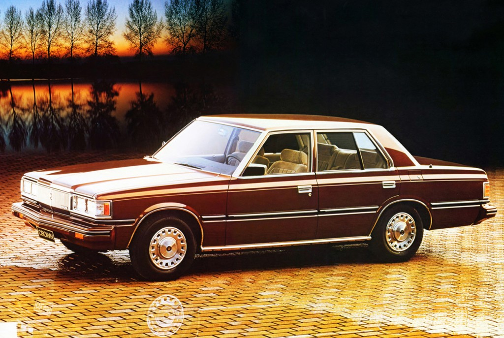 Awd Sports Cars >> TOYOTA Crown specs & photos - 1980, 1981, 1982, 1983 ...