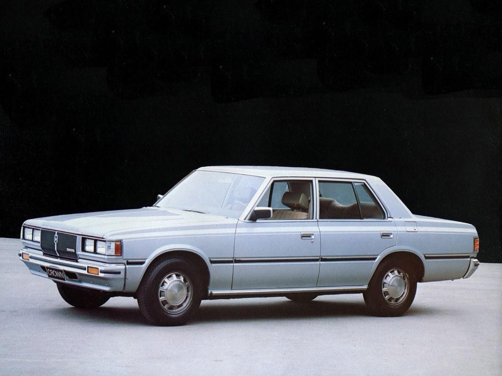 Toyota Crown Specs Amp Photos 1980 1981 1982 1983