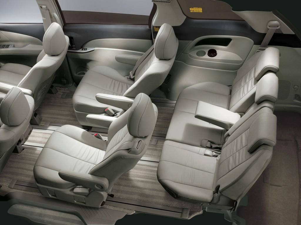 2020 Toyota Estima New Concept