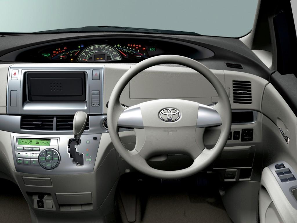 Toyota Estima Previa Specs Amp Photos 2007 2008 2009