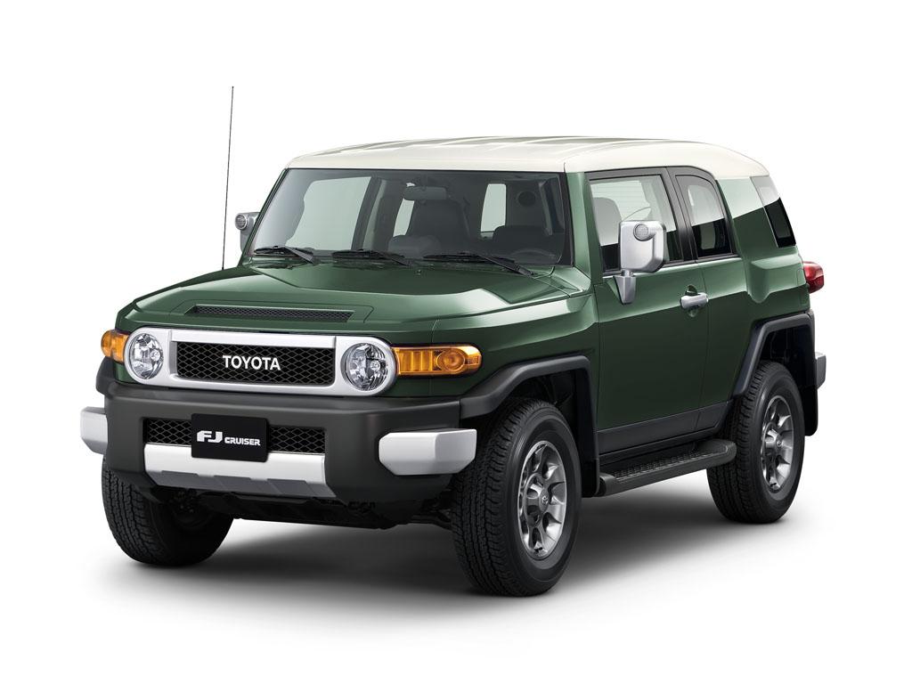 Toyota Fj Cruiser 2011 2012 2013 2014 2015 2016
