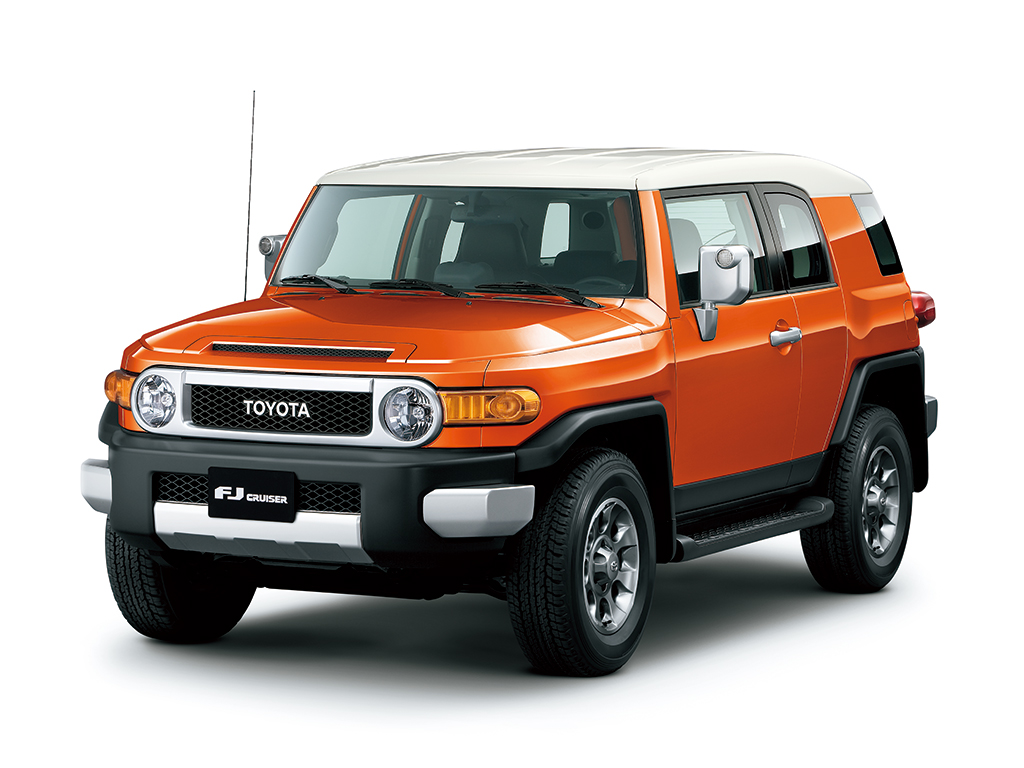 toyota fj cruiser 2011 2012 2013 2014 2015 2016 autoevolution. Black Bedroom Furniture Sets. Home Design Ideas