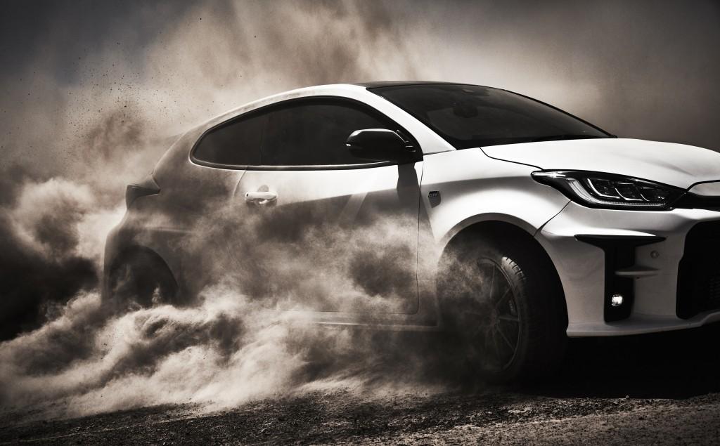 Toyota Gr Yaris Specs Amp Photos 2020 Autoevolution