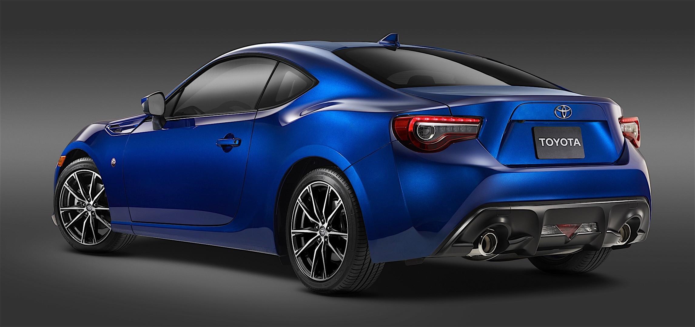 Toyota Gt 86 2016 Autoevolution