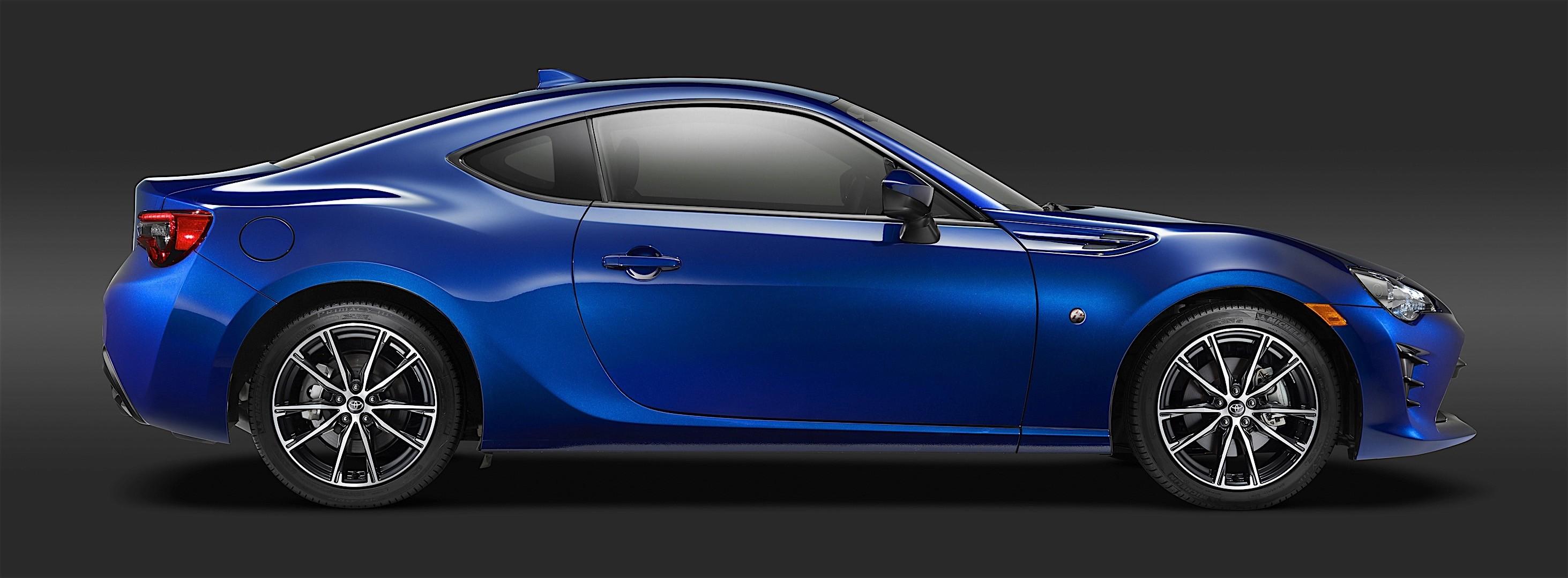 Toyota Gt 86 Specs 2016 2017 2018 Autoevolution