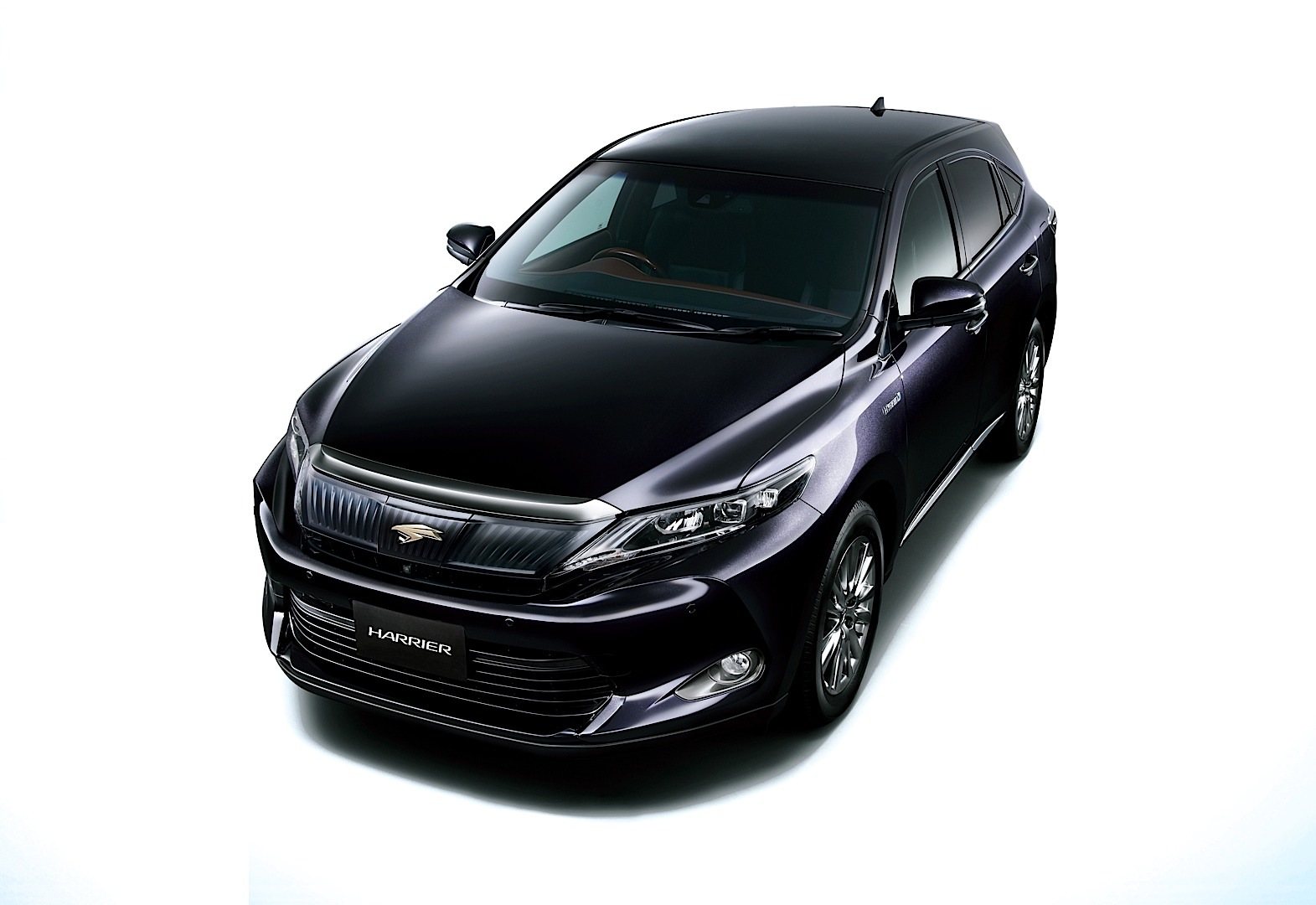 Toyota Harrier Specs Amp Photos 2014 2015 2016 2017
