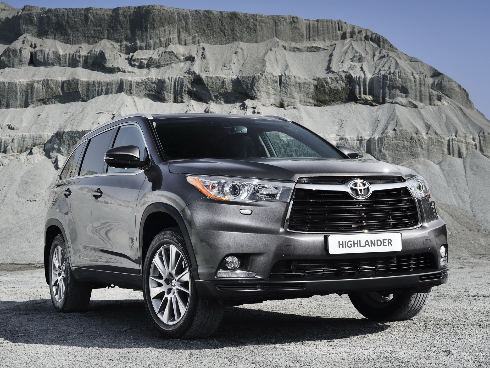 toyota highlander 2014 2015 2016 autoevolution. Black Bedroom Furniture Sets. Home Design Ideas
