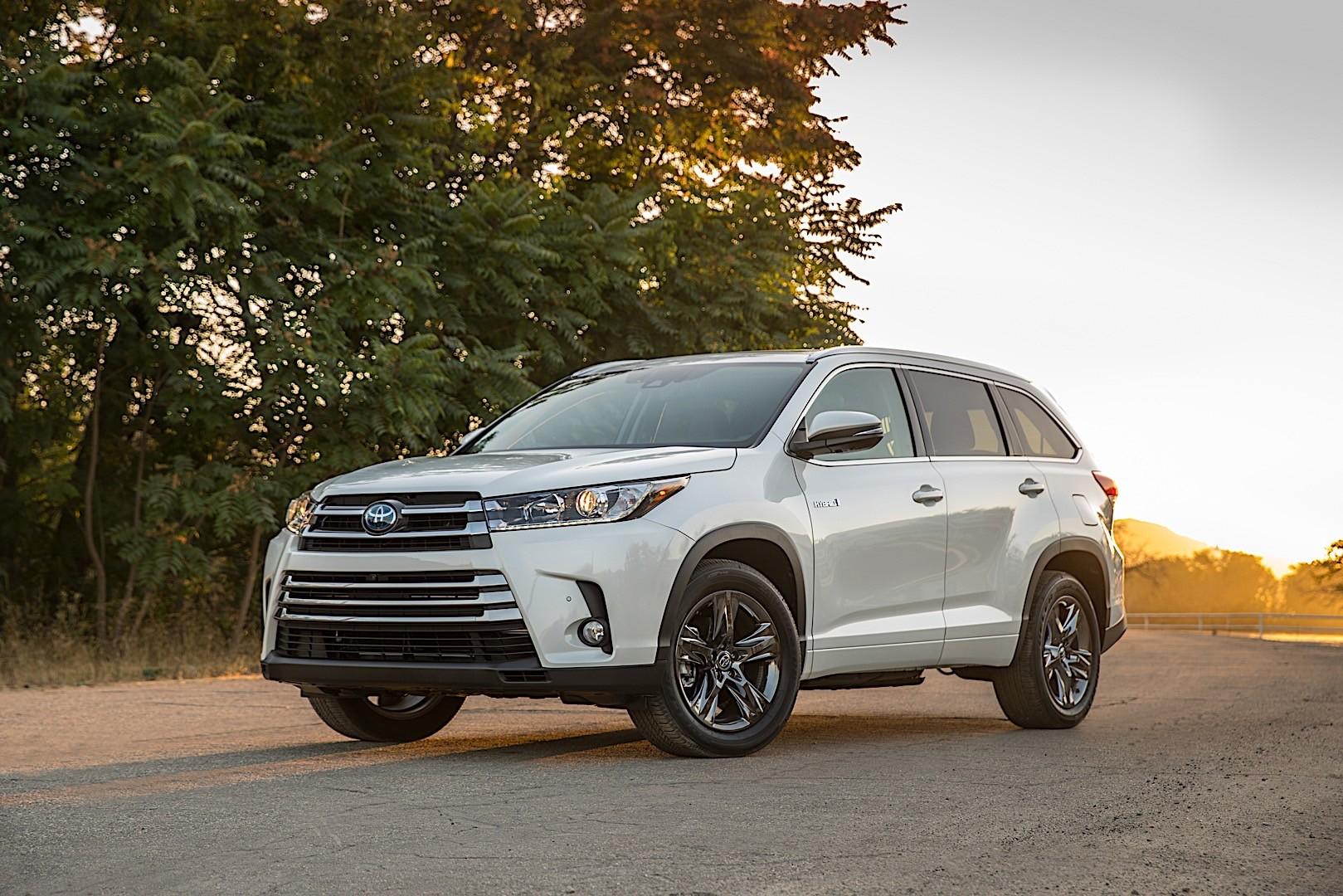 Toyota Highlander 2016 2018