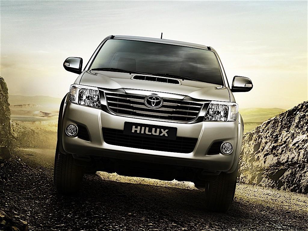 Toyota Hilux Double Cabin 2015 Autos Post