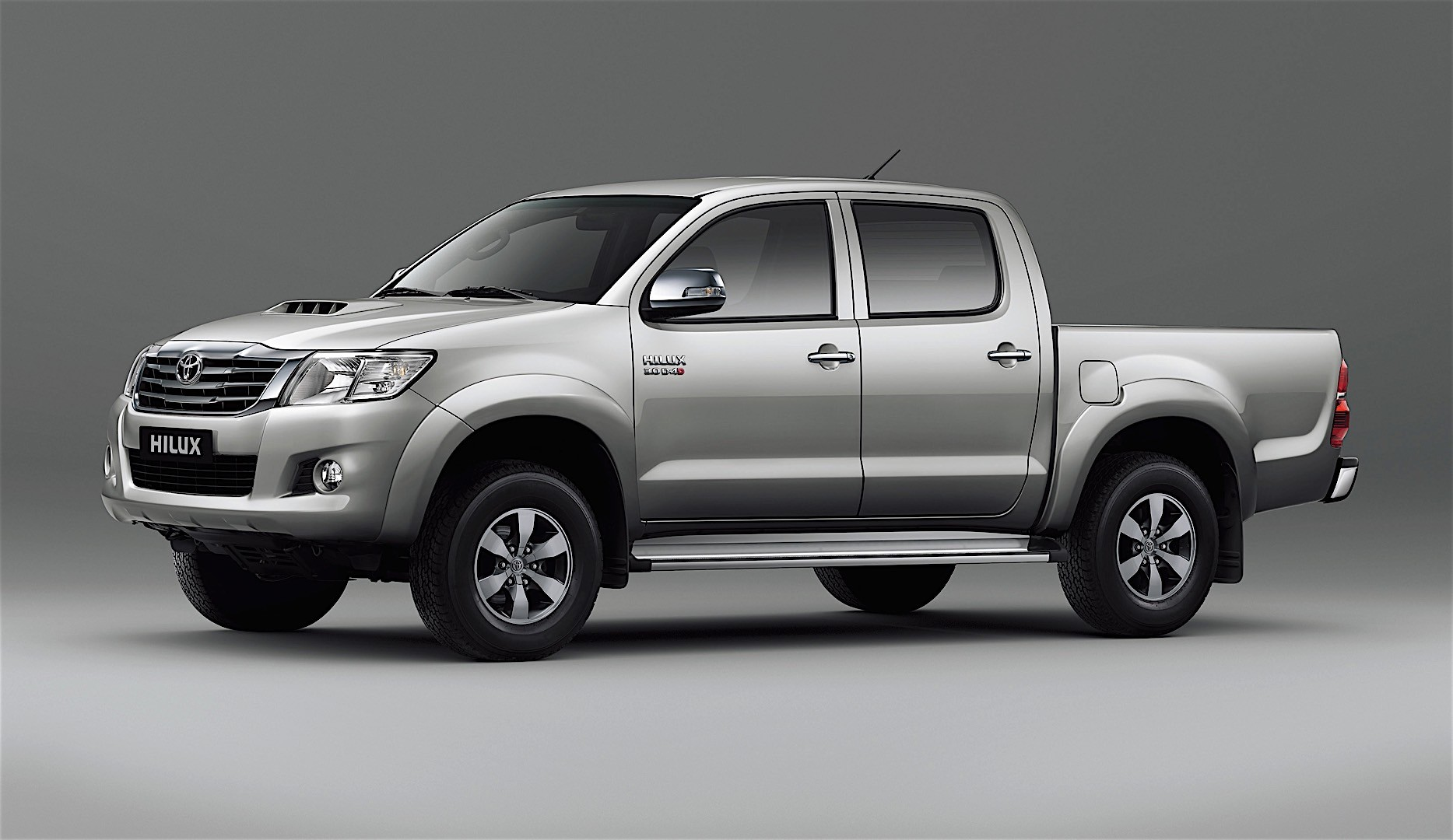 toyota hilux double cab 2011 2015