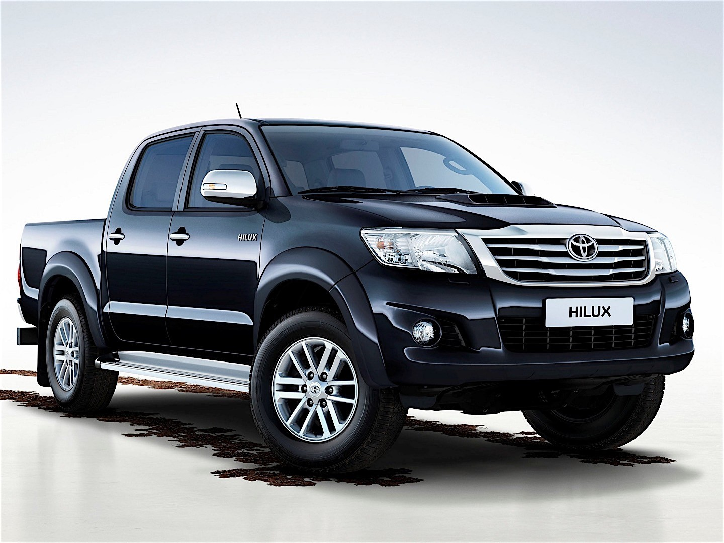Toyota Hilux Double Cab 2011 2012 2013 2014 2015