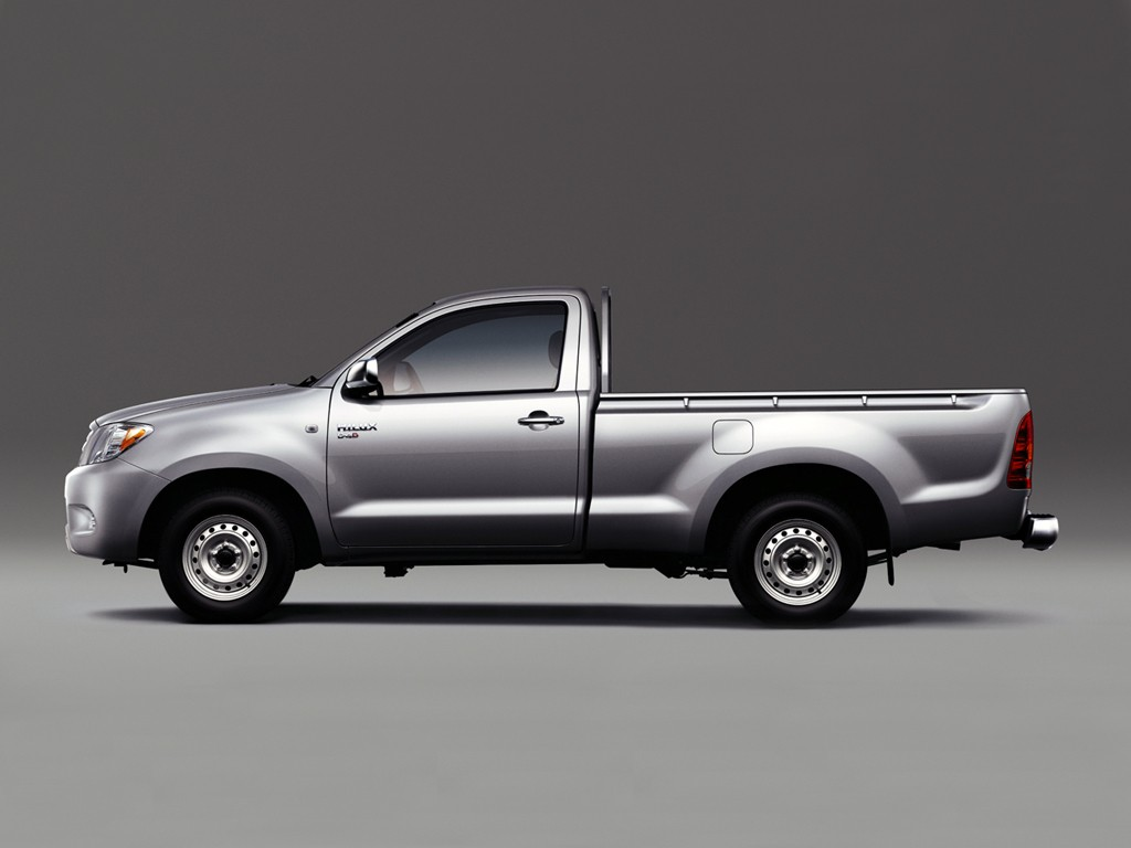 TOYOTA Hilux Double Cab specs & photos - 2005, 2006, 2007