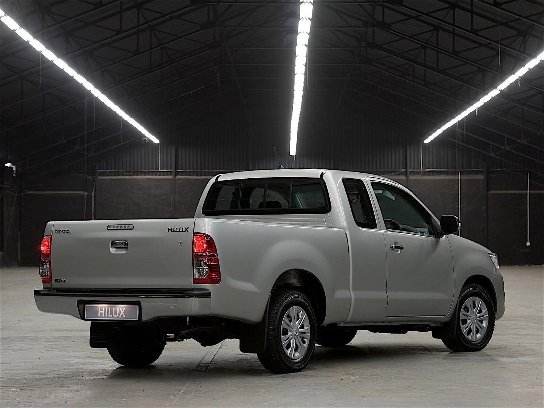 Toyota Supra Specs >> TOYOTA Hilux Extra Cab specs & photos - 2011, 2012, 2013 ...
