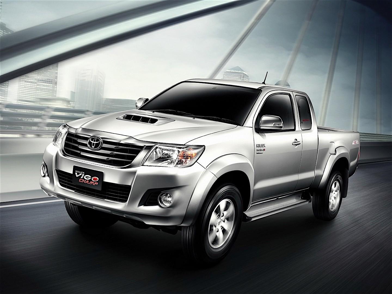 Toyota Tacoma Evolution >> TOYOTA Hilux Extra Cab specs & photos - 2011, 2012, 2013, 2014, 2015 - autoevolution