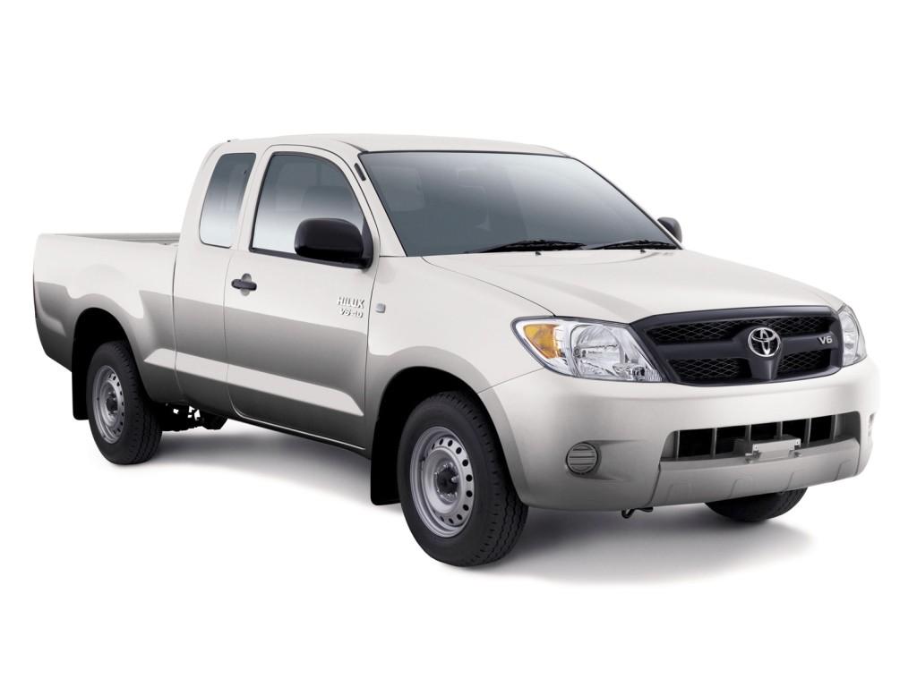 Kelebihan Kekurangan Toyota Hilux 2005 Perbandingan Harga