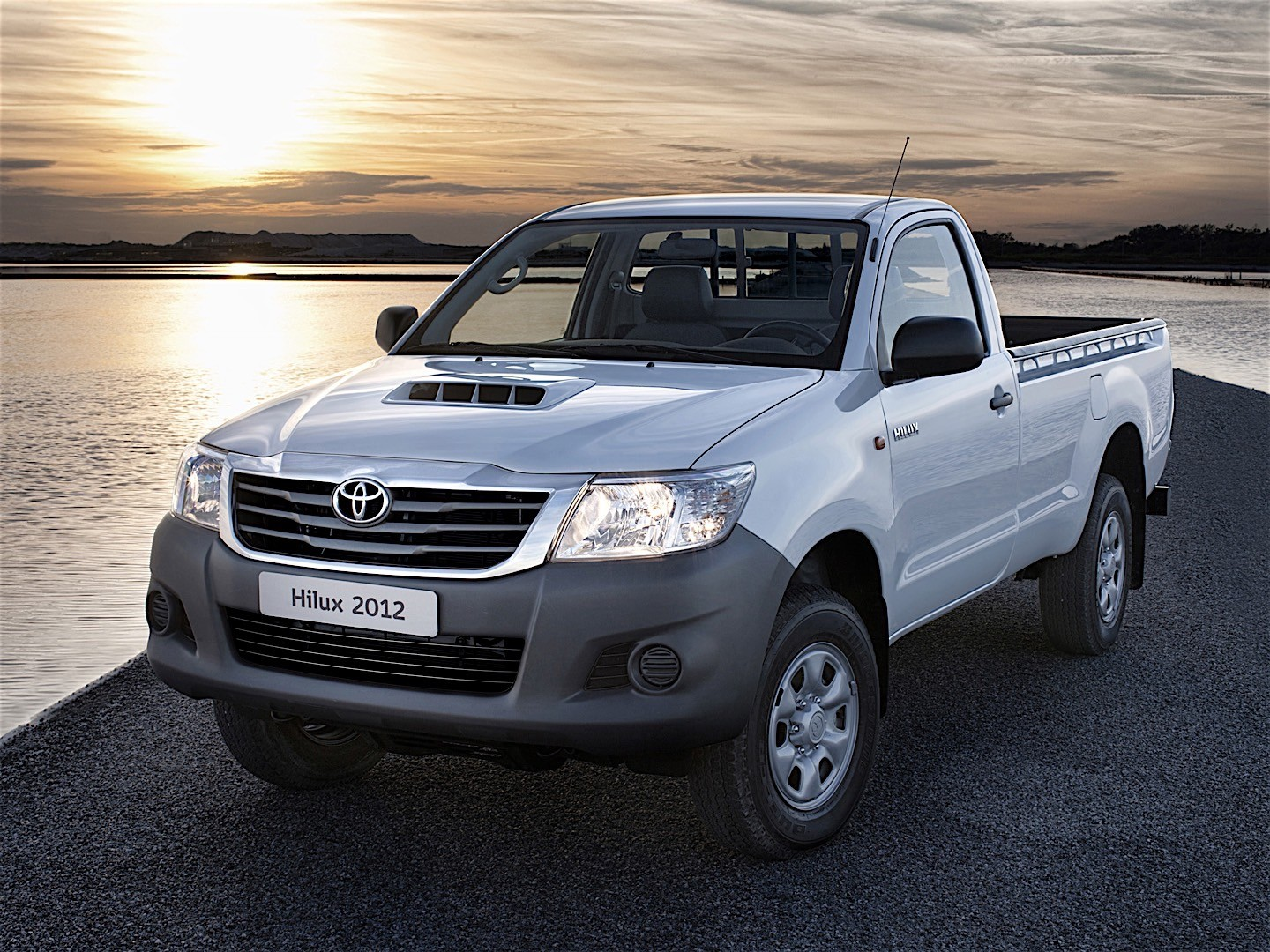 Toyota Hilux Single Cab 2011 2012 2013 2014 2015