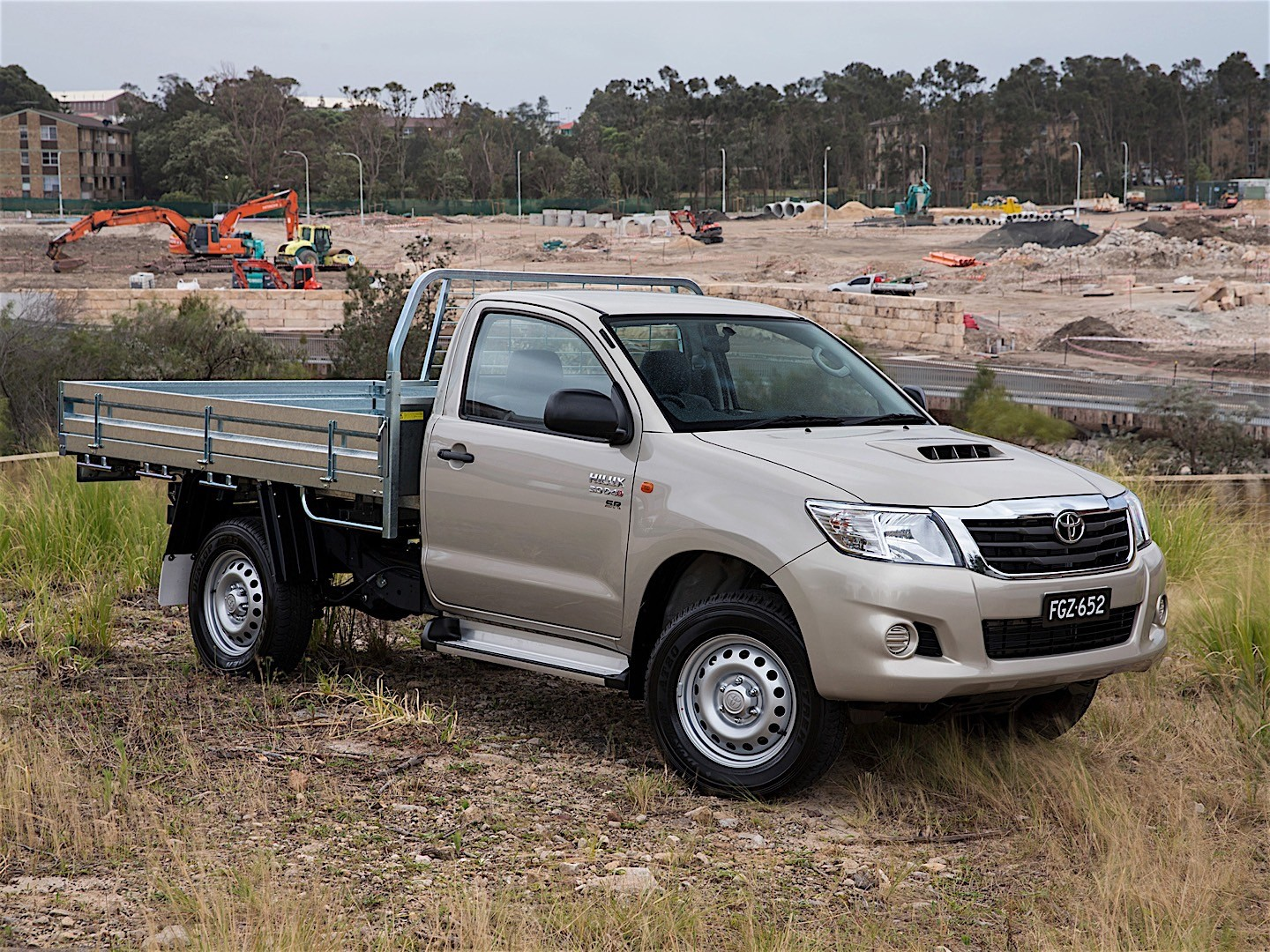 toyota hilux single cab 2011 2015