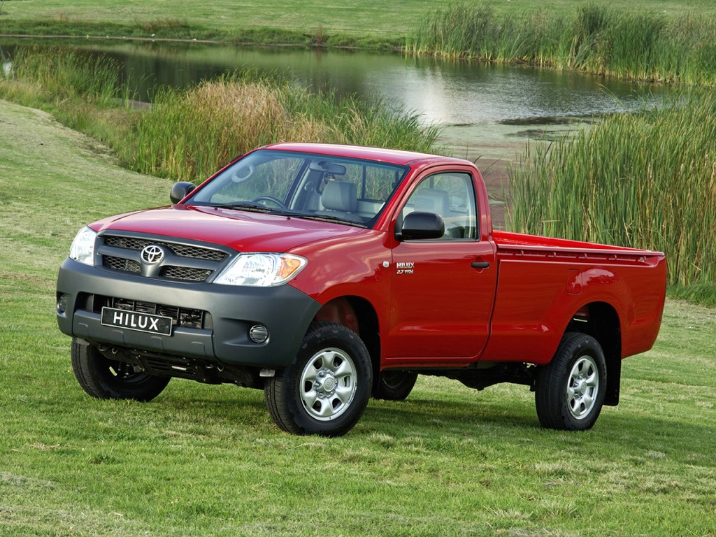 Toyota Hilux Single Cab Specs  U0026 Photos
