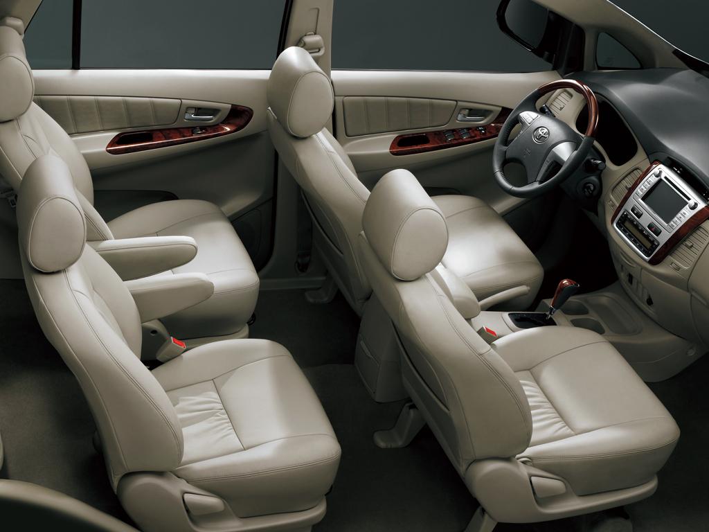 toyota innova specs - 2011, 2012, 2013 - autoevolution