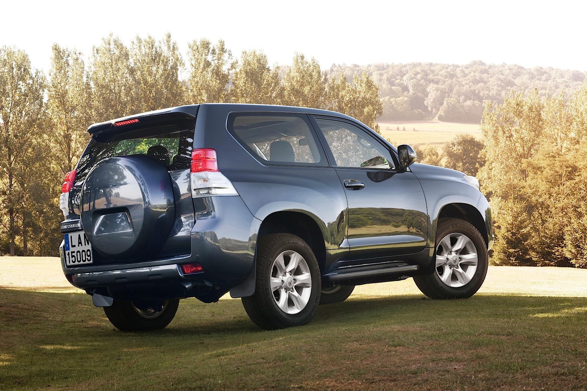TOYOTA Land Cruiser 150 3 Doors - 2009, 2010, 2011, 2012 ...