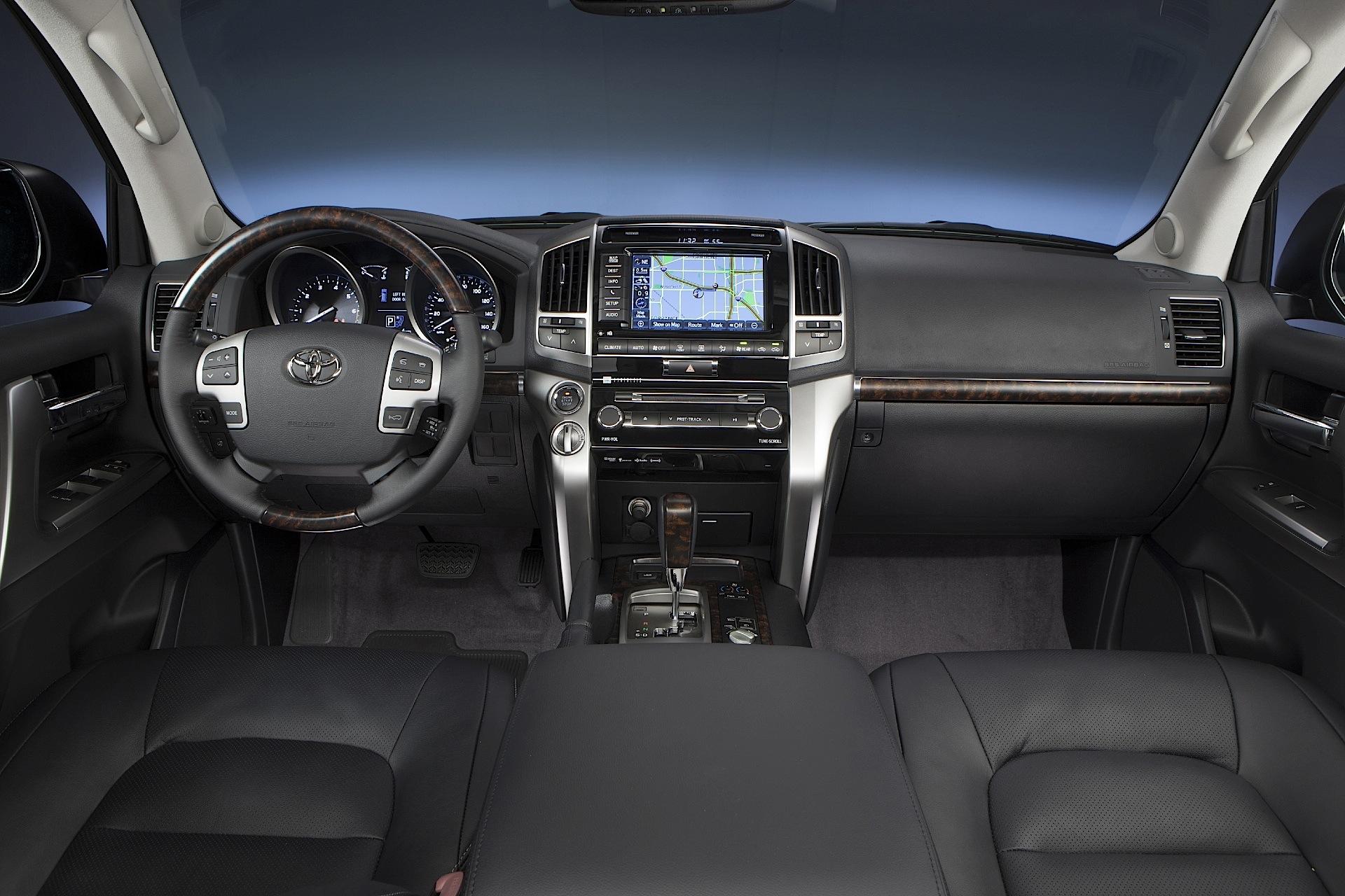 Toyota land cruiser 200 v8 specs 2007 2008 2009 2010 2011 autoevolution
