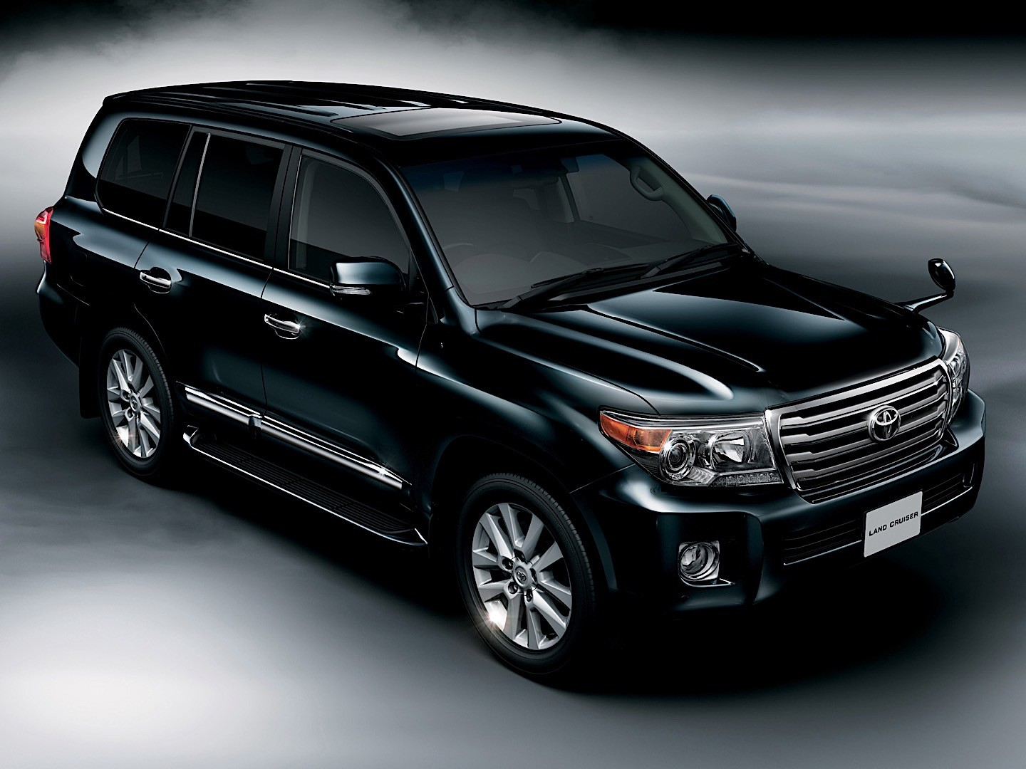 2015 Toyota Land Cruiser Gxr
