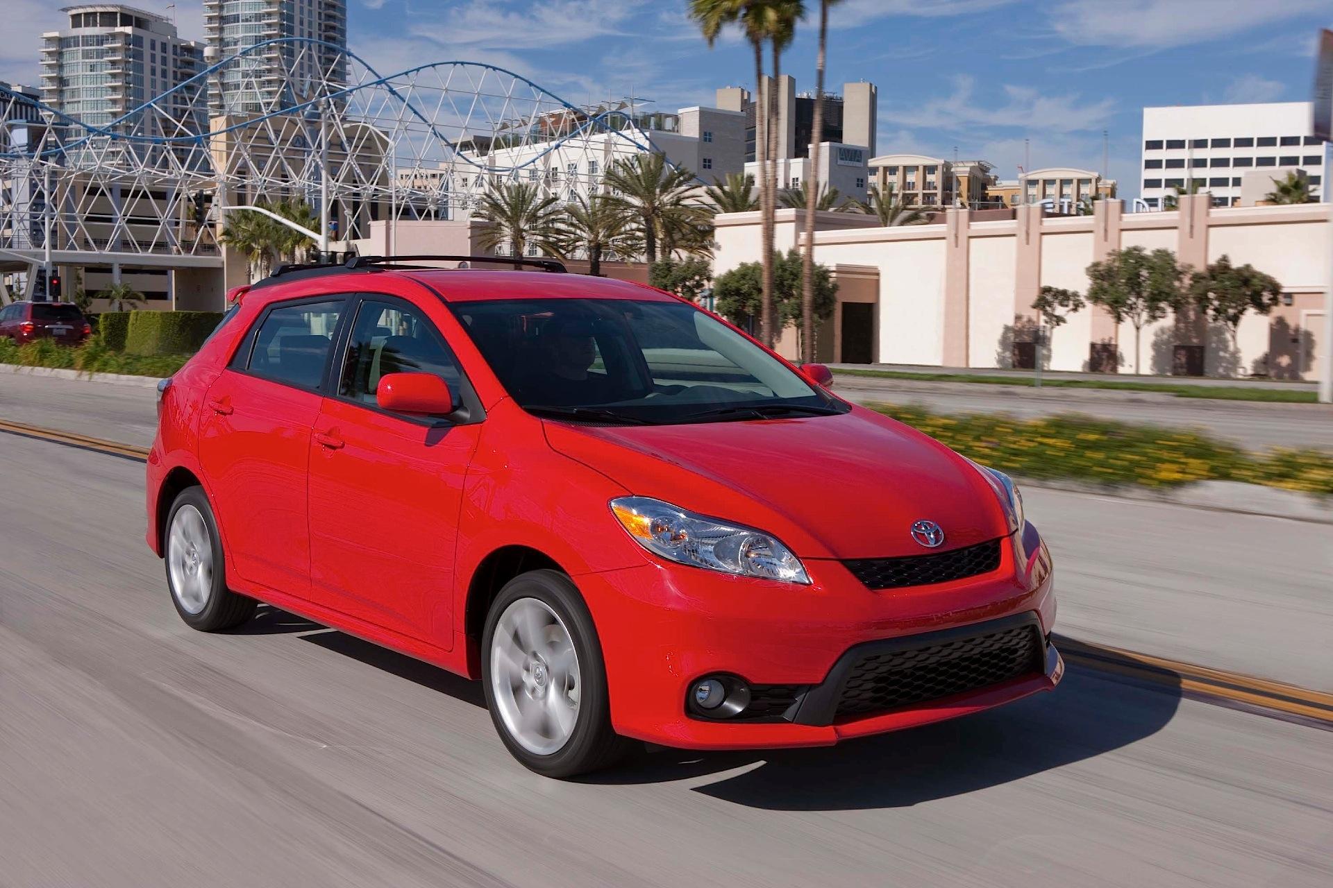 Las Vegas Car Dealerships >> TOYOTA Matrix - 2009, 2010, 2011, 2012, 2013, 2014, 2015, 2016, 2017 - autoevolution