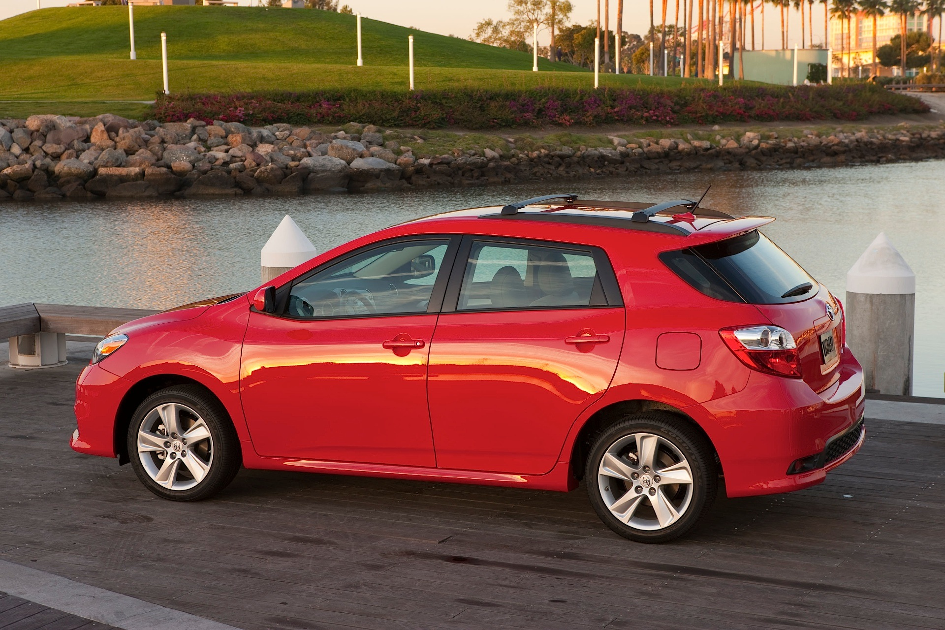 TOYOTA Matrix specs & photos - 2009, 2010, 2011, 2012 ...