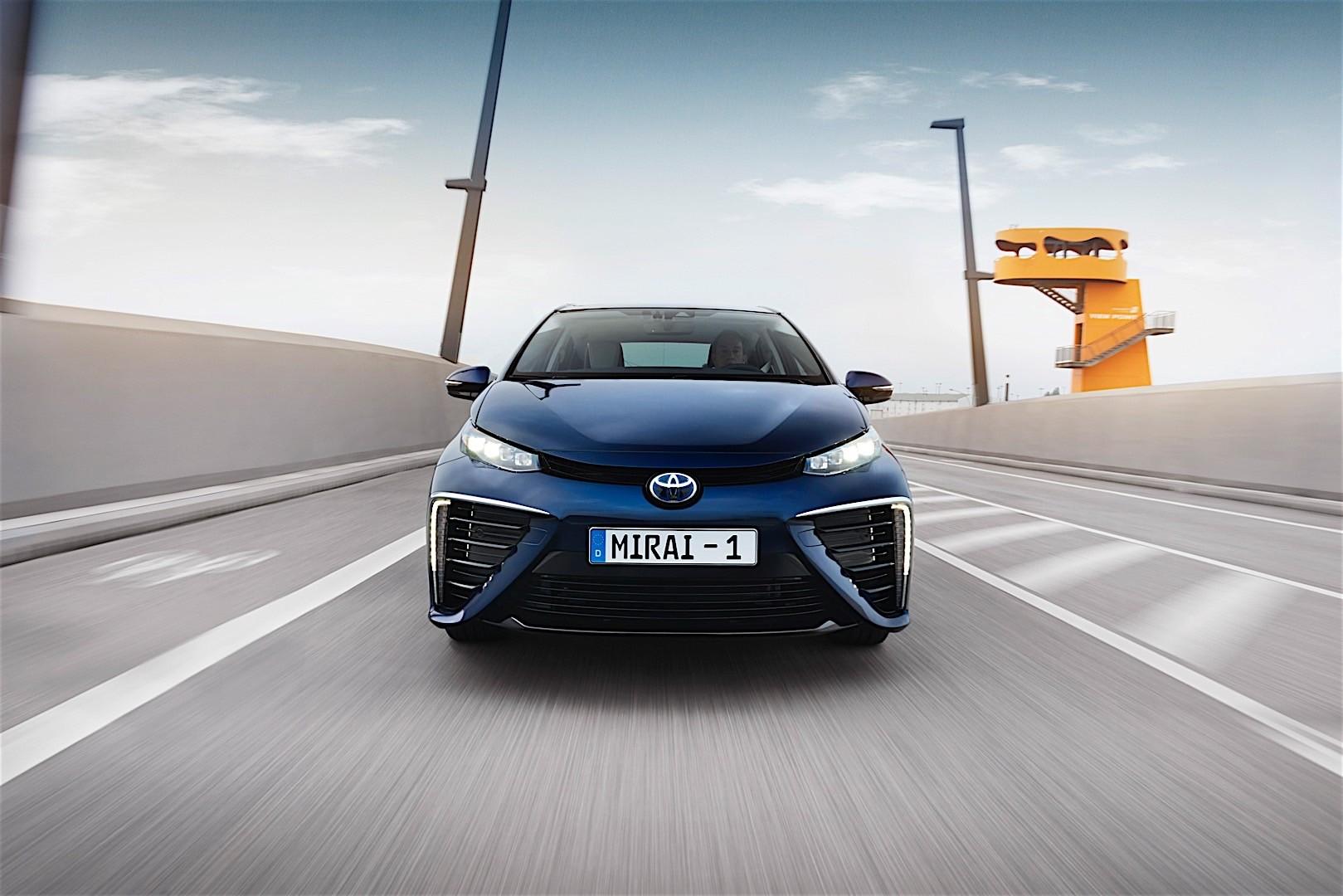 Toyota Ft 1 >> TOYOTA Mirai specs & photos - 2015, 2016, 2017, 2018, 2019 - autoevolution