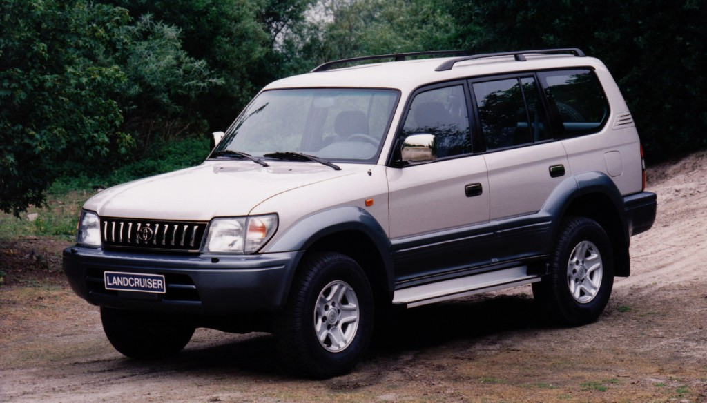 toyota prado meru specs photos 1996 1997 1998 1999 2000 2001 autoevolution. Black Bedroom Furniture Sets. Home Design Ideas
