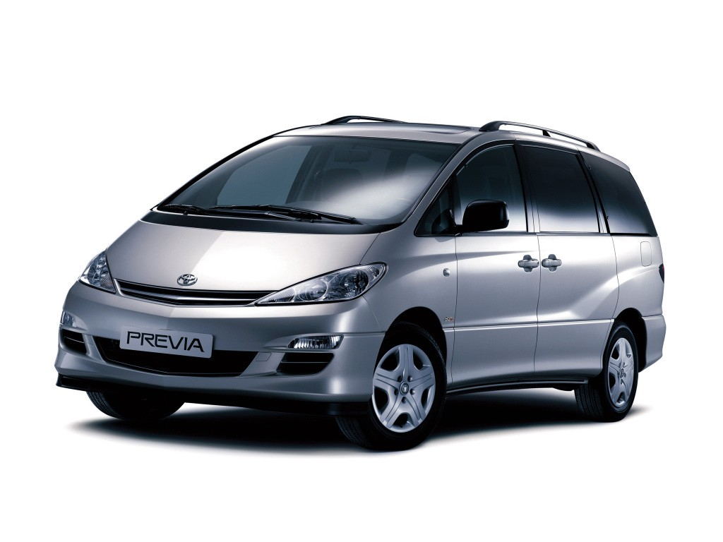 toyota previa specs photos 2000 2001 2002 2003. Black Bedroom Furniture Sets. Home Design Ideas