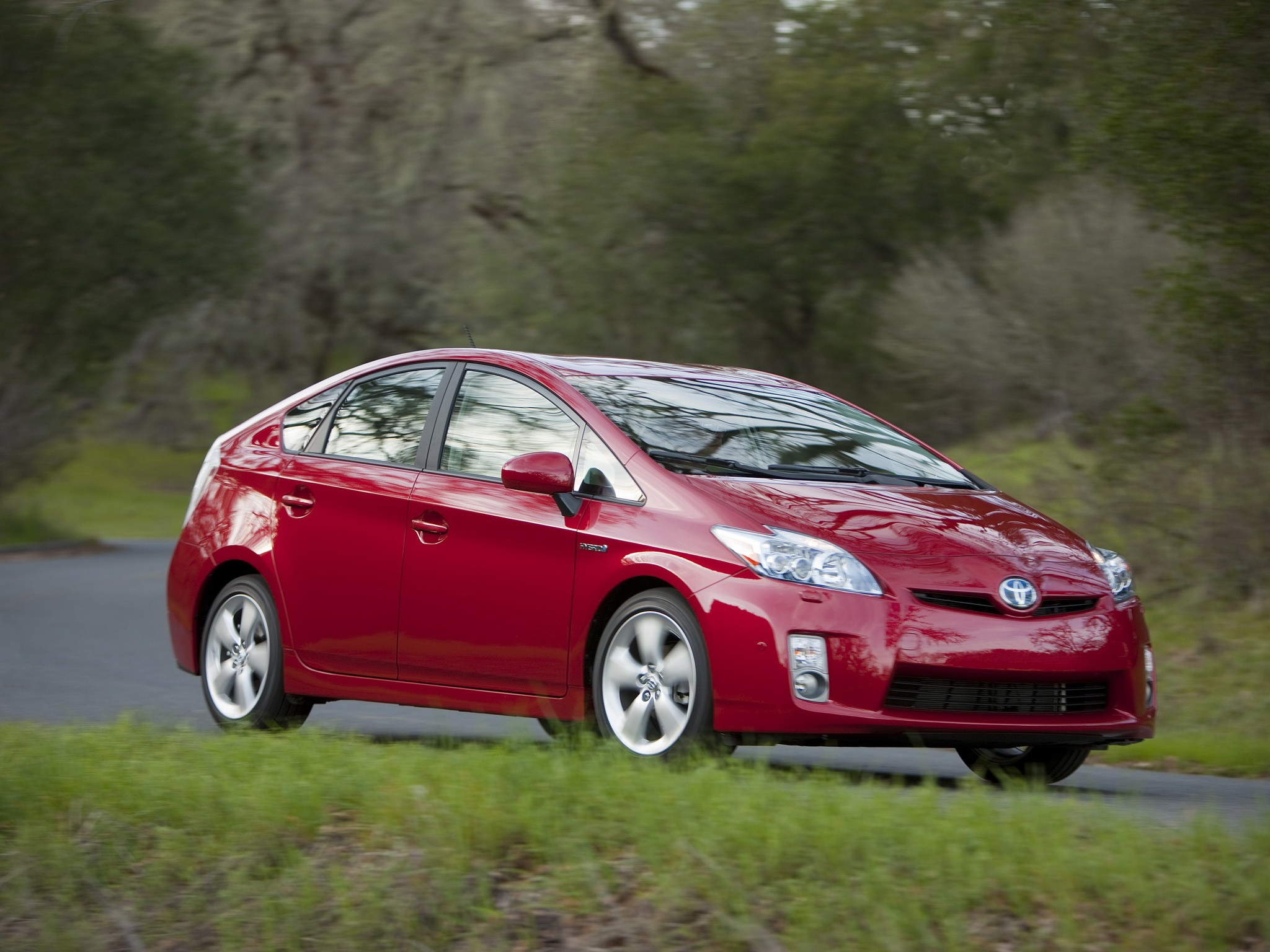 toyota prius specs 2009 2010 2011 autoevolution. Black Bedroom Furniture Sets. Home Design Ideas