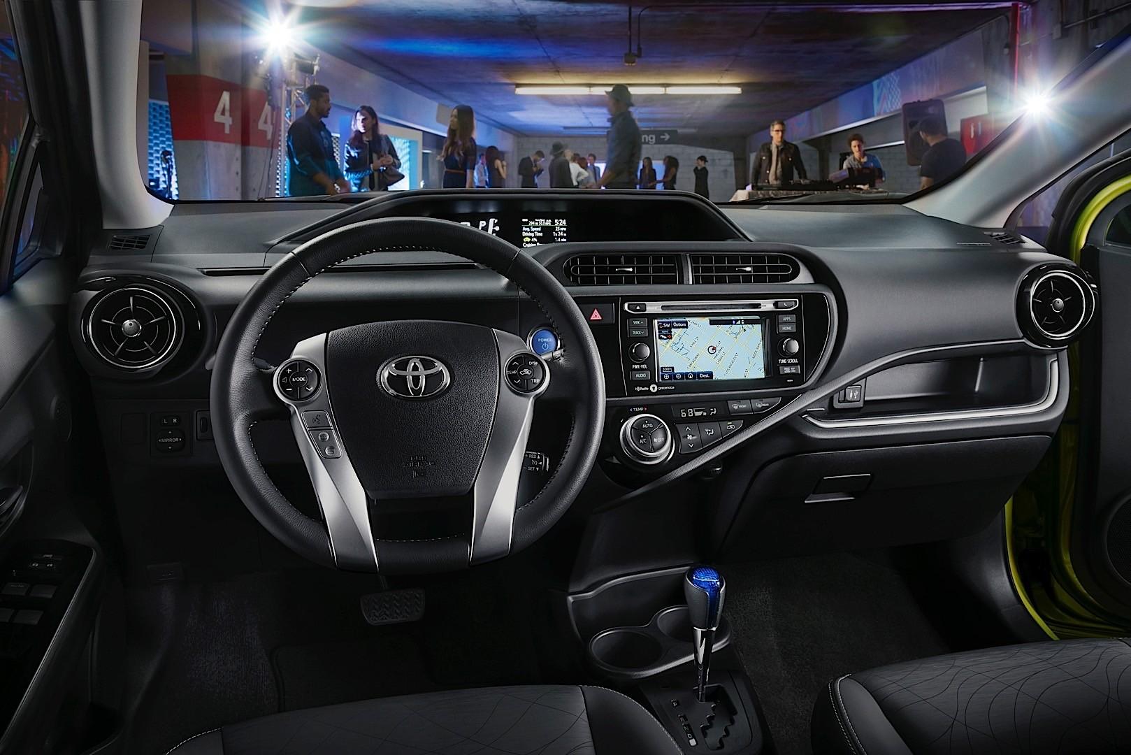 Toyota Prius C Aqua Specs Amp Photos 2015 2016 2017