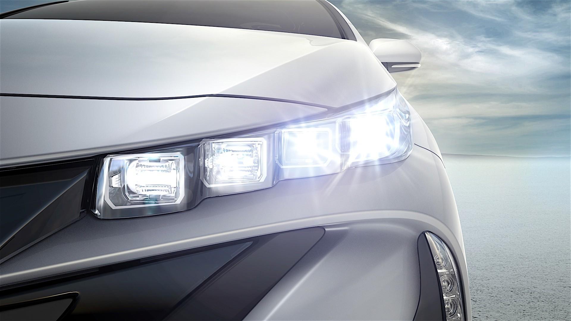 Toyota Prius Prime 2016 Present