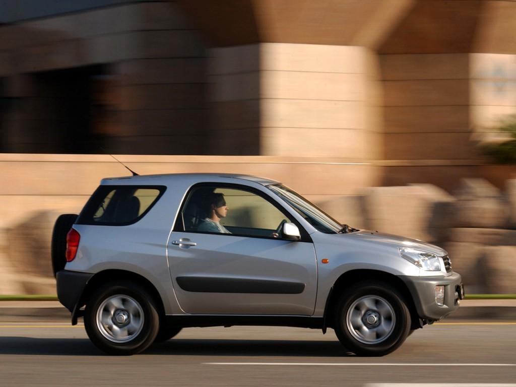 Toyota Rav Doors