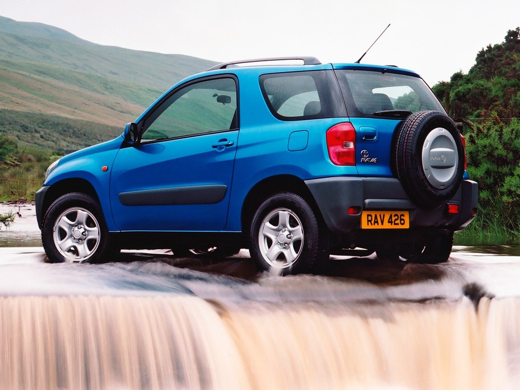 rav4 toyota doors 2000 2003 2006 autoevolution 2005 2004 specs 2002