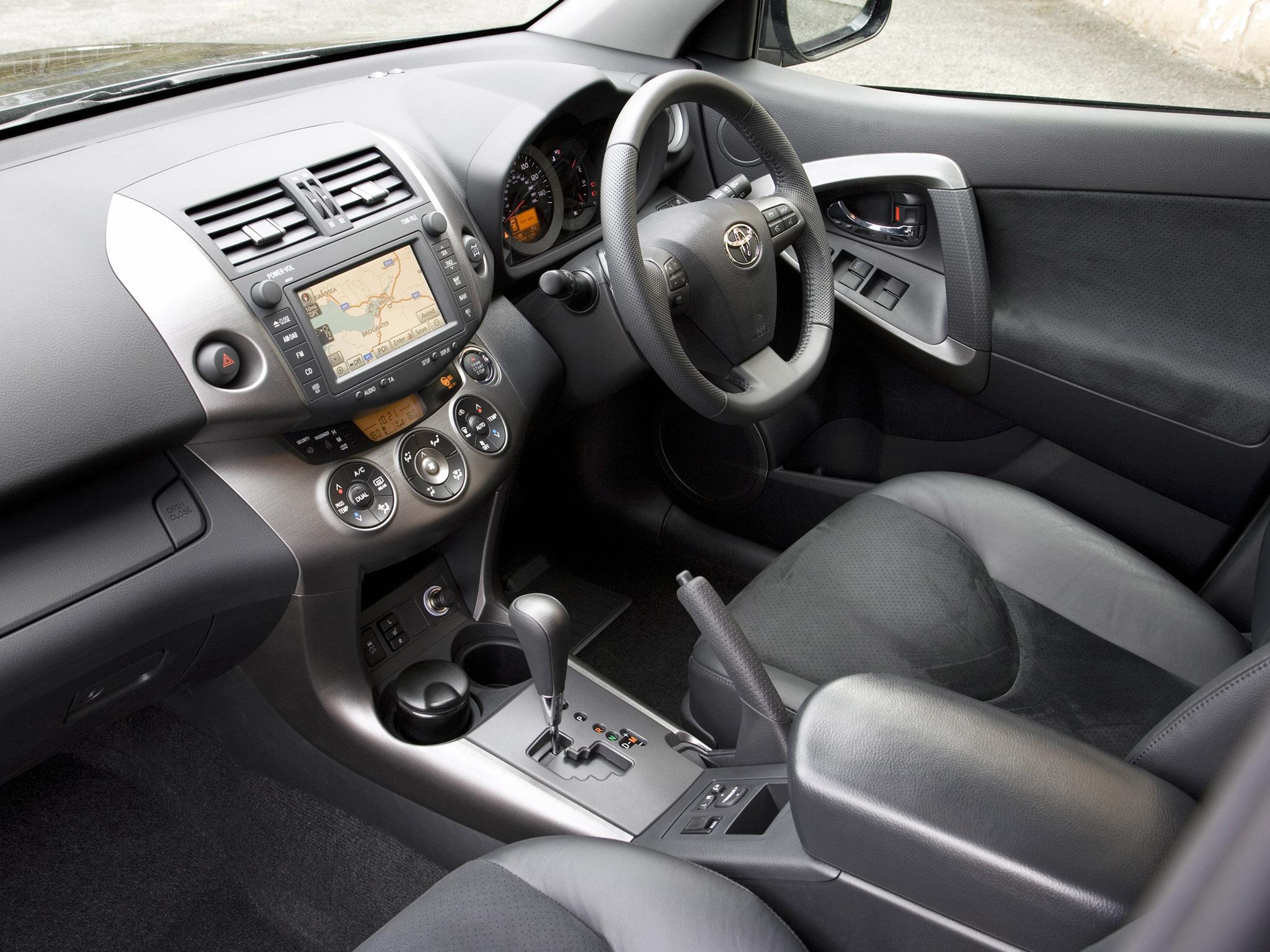 Toyota rav4 5 doors specs 2010 2011 2012 2013 2014 for 2011 toyota rav4 interior