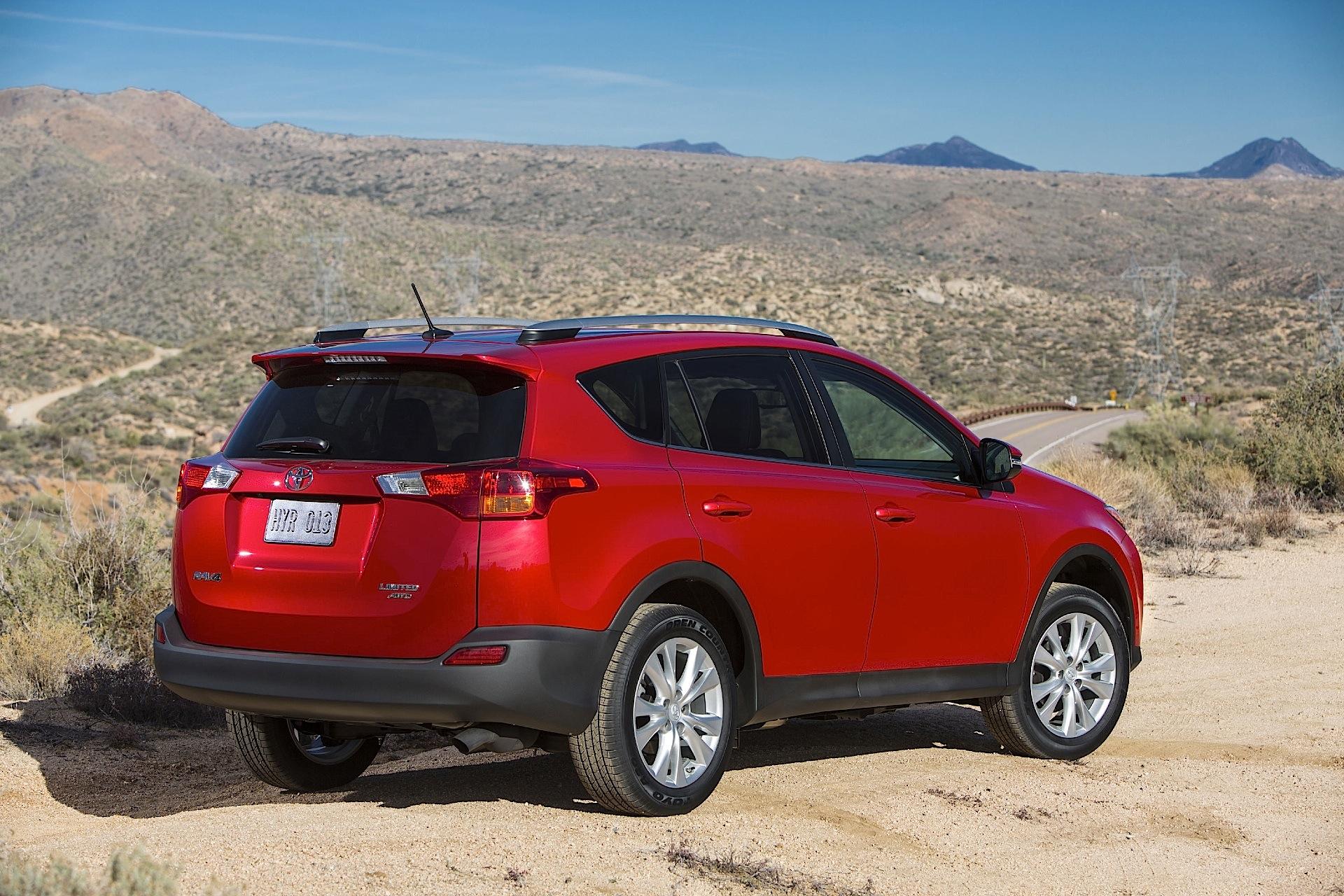 2015 Toyota Rav4 For Sale >> TOYOTA RAV4 5 Doors specs - 2013, 2014, 2015 - autoevolution