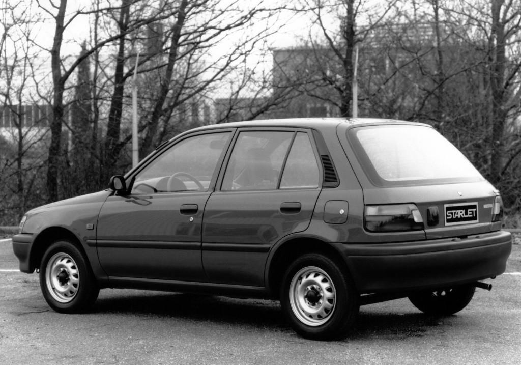 Toyota Starlet  Doors Specs Photos    Autoevolution