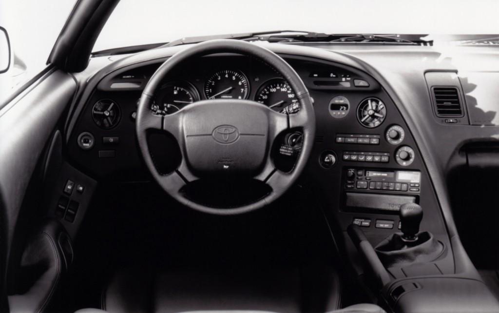 Toyota Supra Specs Amp Photos 1993 1994 1995 1996 1997
