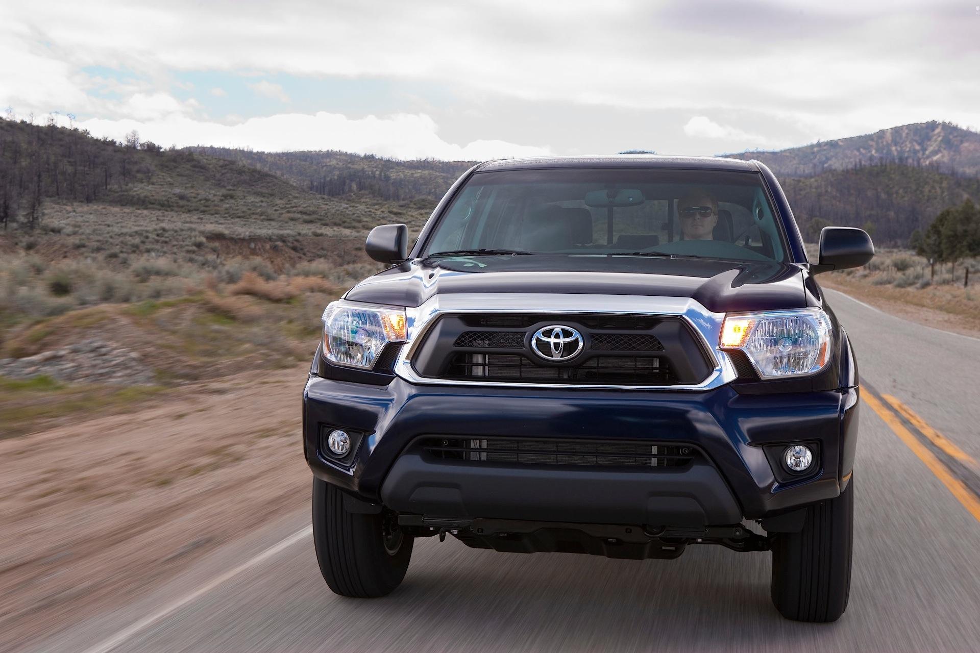 2013 Toyota Tacoma 2.7 >> TOYOTA Tacoma specs - 2005, 2006, 2007, 2008, 2009, 2010, 2011 - autoevolution