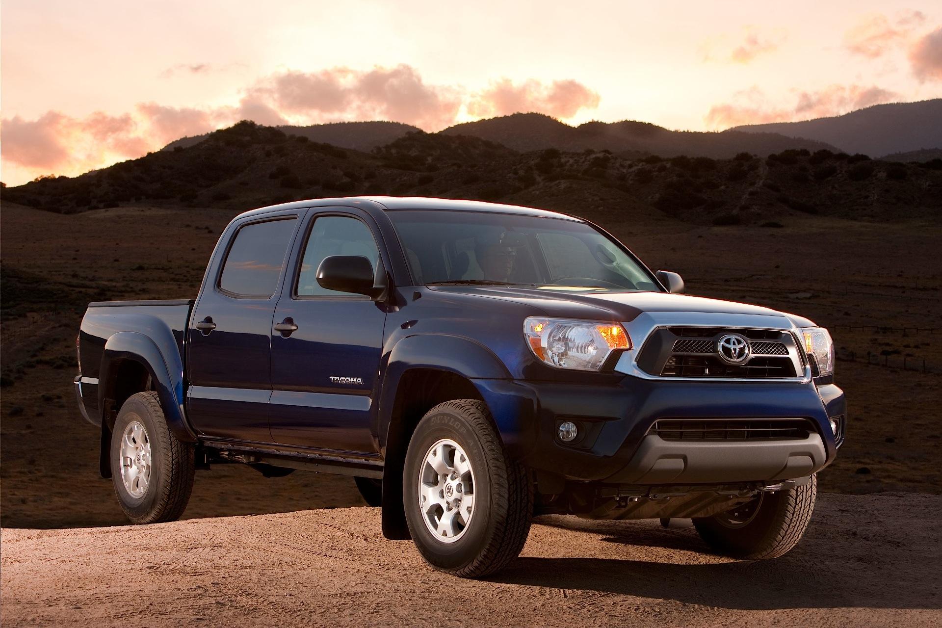 2017 Toyota Tacoma Reviews >> TOYOTA Tacoma - 2005, 2006, 2007, 2008, 2009, 2010, 2011 - autoevolution
