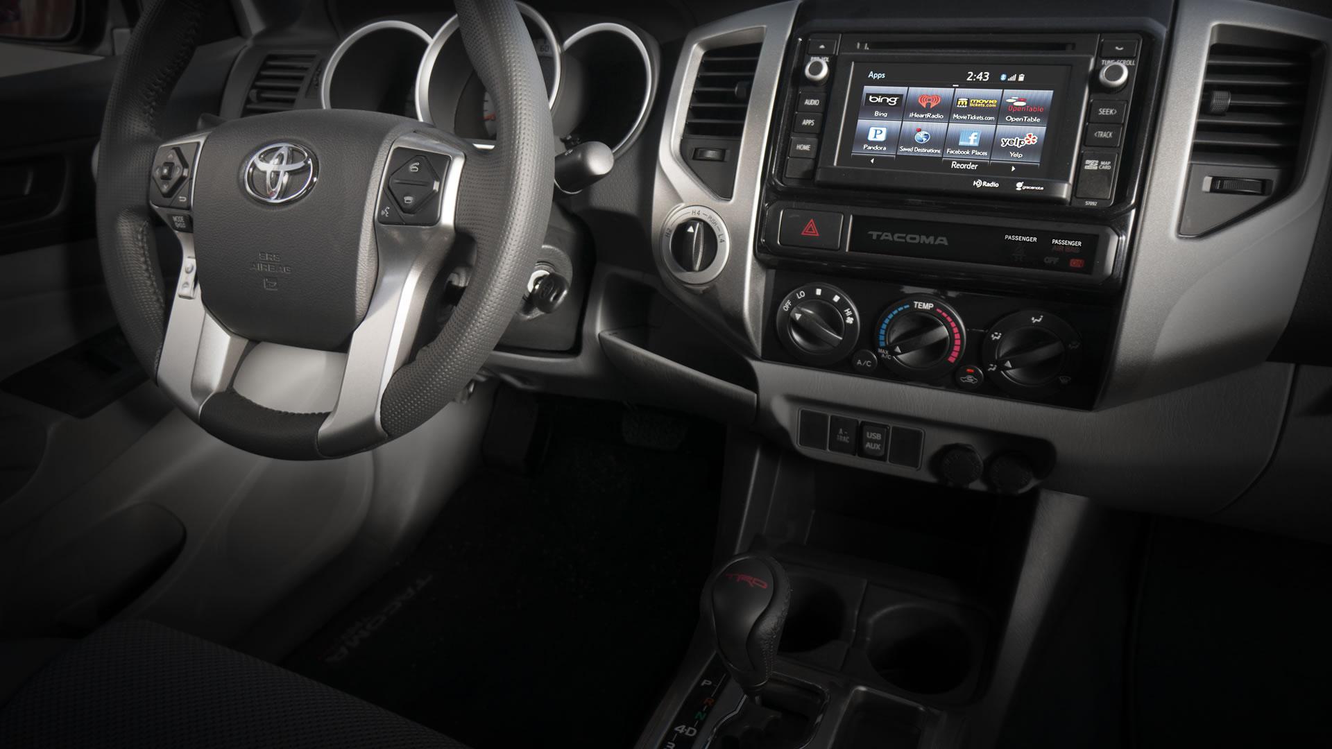 Toyota Tacoma Access Cab Specs Amp Photos 2011 2012 2013